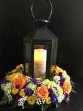 LED Flameless Memorial Candle