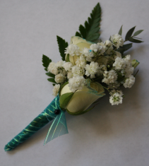 Lets Have Fun Boutonniere