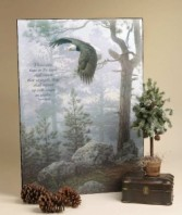 Lg Eagle Wings Art LOCAL DELIVERY ONLY