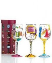 Lolita Wine Glass Fine Gifts