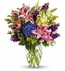 Love Everlasting Bouquet  in Eau Claire, WI | 4 SEASONS FLORIST INC.