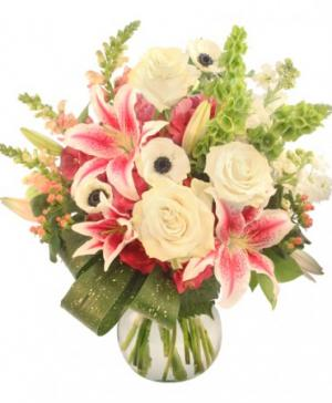 Love is Eternal Arrangement in Brandon, MS | FLORAL EXPRESSIONS  & GIFTS