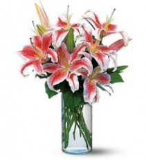 Lovely Lilies  Fresh Arrangement