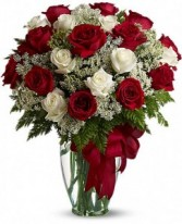 Love's Divine Bouquet Long Stemmed Roses