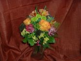 MAID's FALL HAND TIED Attendant's Bouquet in East Hampton, CT | ESPECIALLY FOR YOU