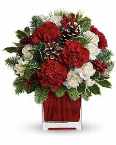 Make Merry  Christmas Flowers in Riverside, CA | Willow Branch Florist of Riverside