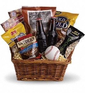 Man Cave Gift Basket in Whitesboro, NY | KOWALSKI FLOWERS INC.