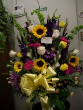 Many Colors Sympathy in Bracebridge, ON | CR Flowers & Gifts ~ A Bracebridge Florist