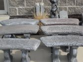 Memorial Benches in Waterloo, IL | DIEHL'S FLORAL & GIFTS
