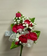 Mini Carnation corsage
