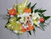 Mixed Flower Corsage Prom Corsage
