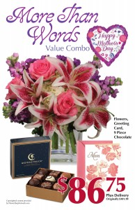 More Than Words Value Combo Gift Set ~ Local Delivery Only