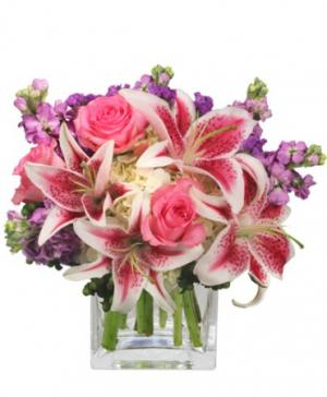 More Than Words... Flower Arrangement in Wrentham, MA | Moore's Flowers