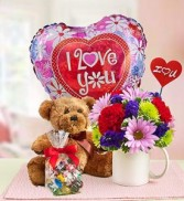 Muggable I Love you kit by 1800 flw Valentine's