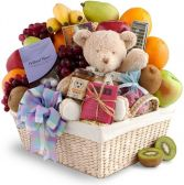 NEW ARRIVAL FRUIT & GOURMET GIFT BASKET in Clarksburg, MD | GENE'S FLORIST & GIFT BASKETS