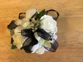 Orchid & Rose Formal Wrist Corsage