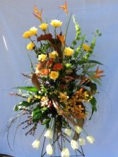 Contemporary Roses, Orchids & Tulips ve-112