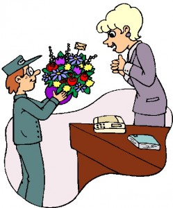 Our Flowers and Gifts are Always Hand Delivered. Never Boxed or Shipped. Call us at 317-787-7673 in Beech Grove, IN | THE ROSEBUD FLOWERS & GIFTS