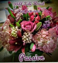 Passion in Milford, MA | THE WILD SIDE FLORIST