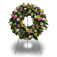 Patel Coloer Fresh Wreath