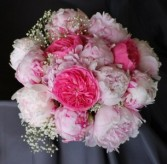 Peony Bouquet Wedding Bouquet