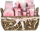 PEONY & ROSE  BATH & BODY LOTION GIFT SET in Clarksburg, MD | GENE'S FLORIST & GIFT BASKETS