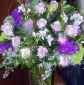 Perfect Purple Roses Fresh floral in Dallas, TX | MY OBSESSION FLOWERS & GIFTS