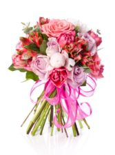 Perfection In Pink Mix Bouquet
