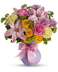 Perfectly Pastel Bouquet