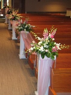 order arrangement ceremony flowers wedding