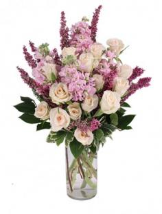 Exquisite! Arrangement in Fowlerville, MI | ALETA'S FLOWER SHOP