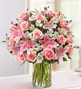 Pink Perfection Bouquet by Enchanted Florist of Cape Coral