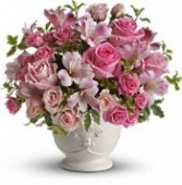 Pink Potpourri with Roses
