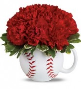 Play Ball Arrangement  in Eau Claire, WI | 4 SEASONS FLORIST INC.