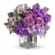 Purple Delight Bouquet