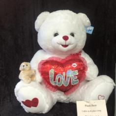 Plush Bears Of All Sizes in Lake Worth, FL | A FLOWER PATCH