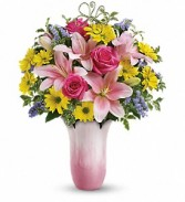 Pretty Petal Bouquet Spring