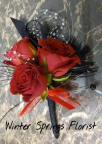 Prom & Homecoming Boutonnieres