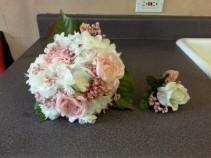 Prom3 Hand Tied Bouquet