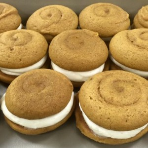 Pumpkin Whoopies Sweet Blossoms  in Greensboro, NC | BLOSSOMS & SWEET BLOSSOMS