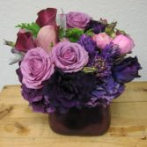 Purple is Passion in Westlake Village, CA | GARDEN FLORIST
