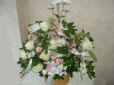 Quiet Rememberance Basket Arrangement in East Hampton, CT | ESPECIALLY FOR YOU