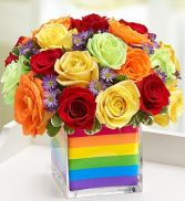 Rainbow Flowers Online Flowers Washington DC in Washington, DC | CONVENTION FLORAL