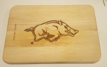 Razorback Cutting Board Gift Item