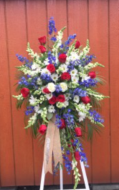 Red, White, and Blue Memorial