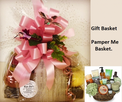 Relax & Unwind Soaps, Candles, Lotions, Tea, and Sweets