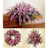 Remembering You  Funeral flower Package
