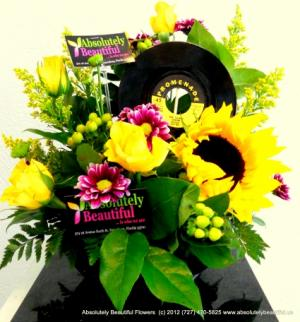 Rock 'n' Roll! Celebration! Exclusive Absolutely Beautiful Flowers in Saint Petersburg, FL | ABSOLUTELY BEAUTIFUL FLOWERS