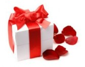 ROSE PETALS RED OR MIXED IN A BOX in Clarksburg, MD | GENE'S FLORIST & GIFT BASKETS