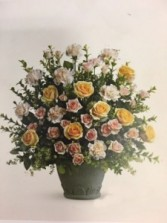 Rose Remembrance funeral flowers